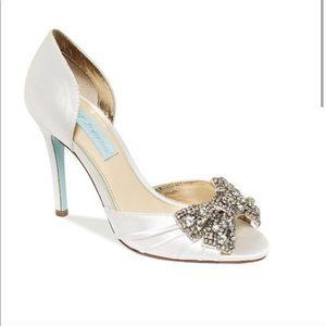Embellished Evening Shoes
